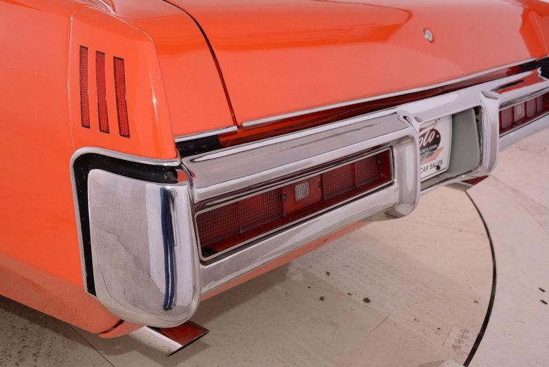1969 Pontiac Grand Prix Image 22