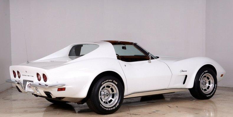1973 Chevrolet Corvette Image 3