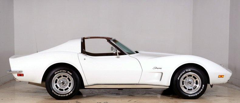 1973 Chevrolet Corvette Image 17