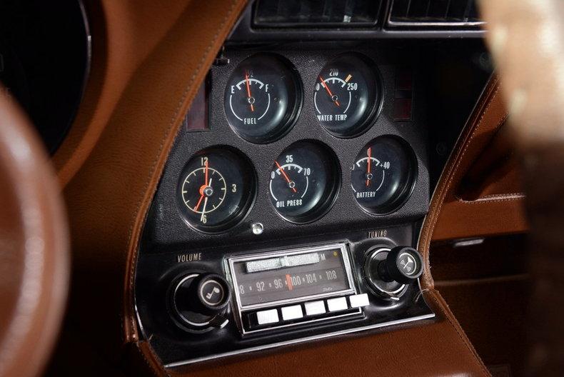 1973 Chevrolet Corvette Image 20
