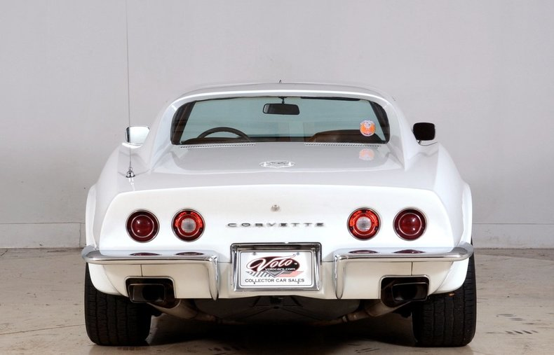1973 Chevrolet Corvette Image 25