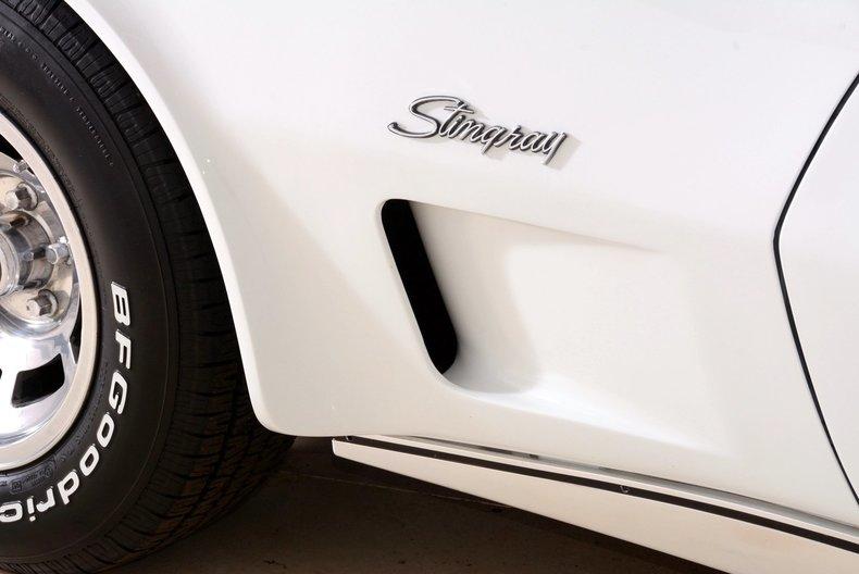 1973 Chevrolet Corvette Image 32