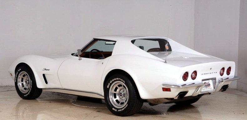 1973 Chevrolet Corvette Image 33