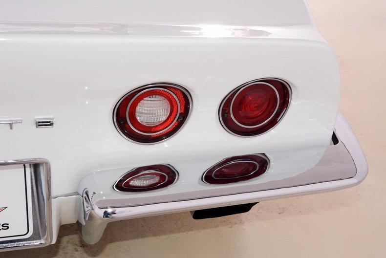 1973 Chevrolet Corvette Image 43