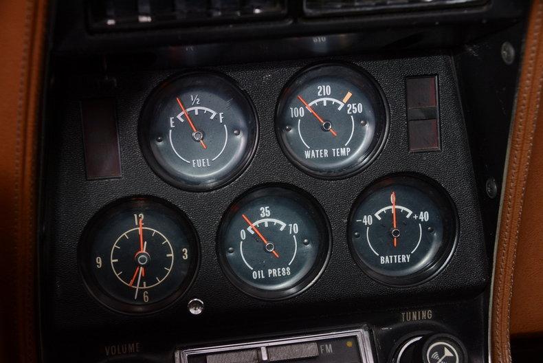 1973 Chevrolet Corvette Image 45