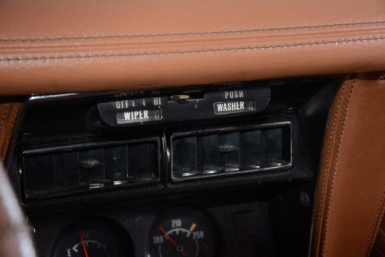 1973 Chevrolet Corvette Image 47