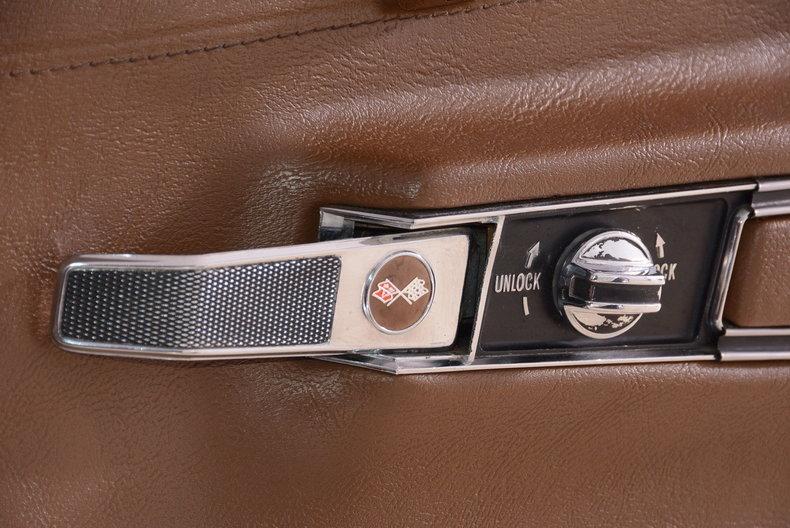 1973 Chevrolet Corvette Image 53