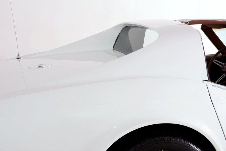 1973 Chevrolet Corvette Image 65