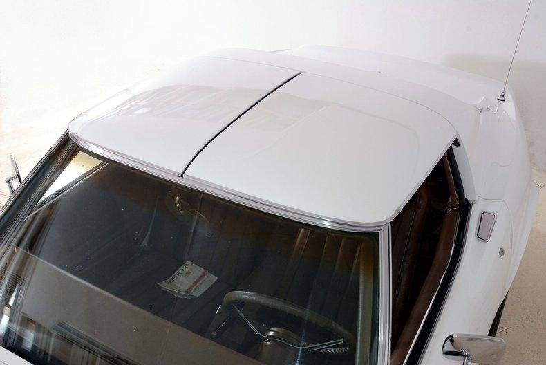 1973 Chevrolet Corvette Image 75