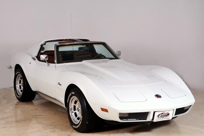 1973 Chevrolet Corvette Image 78