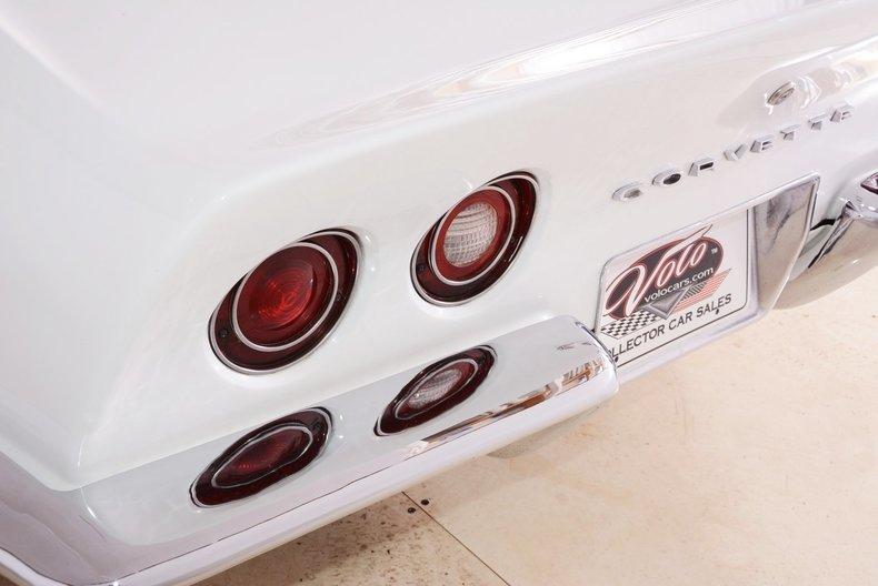 1973 Chevrolet Corvette Image 79