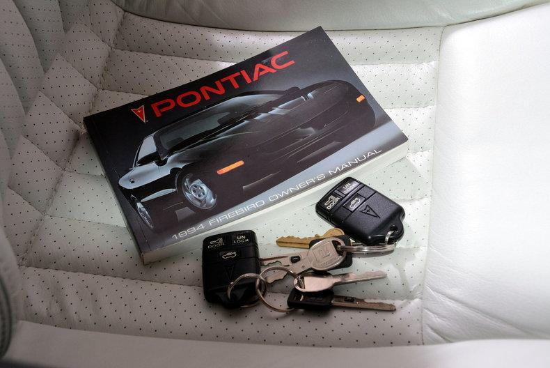 1994 Pontiac Trans Am Image 27