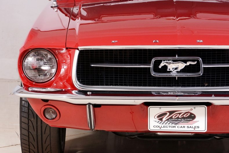 1967 Ford Mustang Image 54