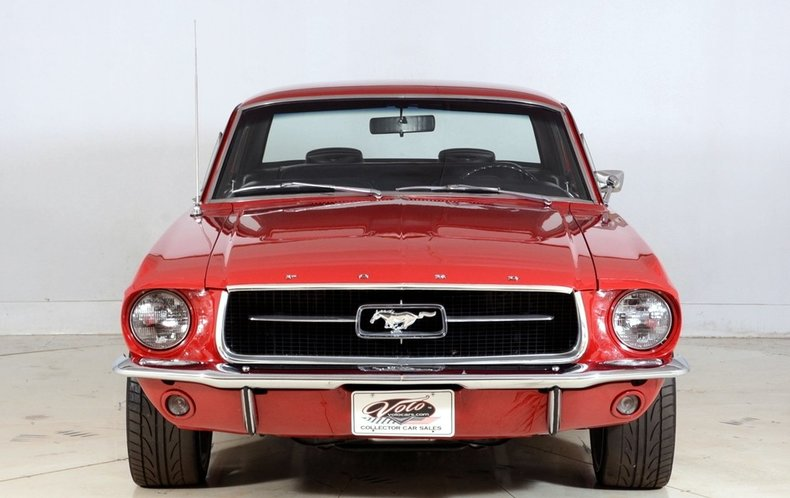 1967 Ford Mustang Image 57