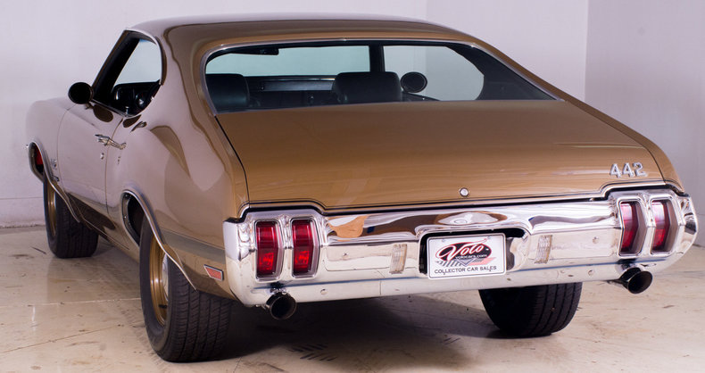 1970 Oldsmobile 442 Image 14