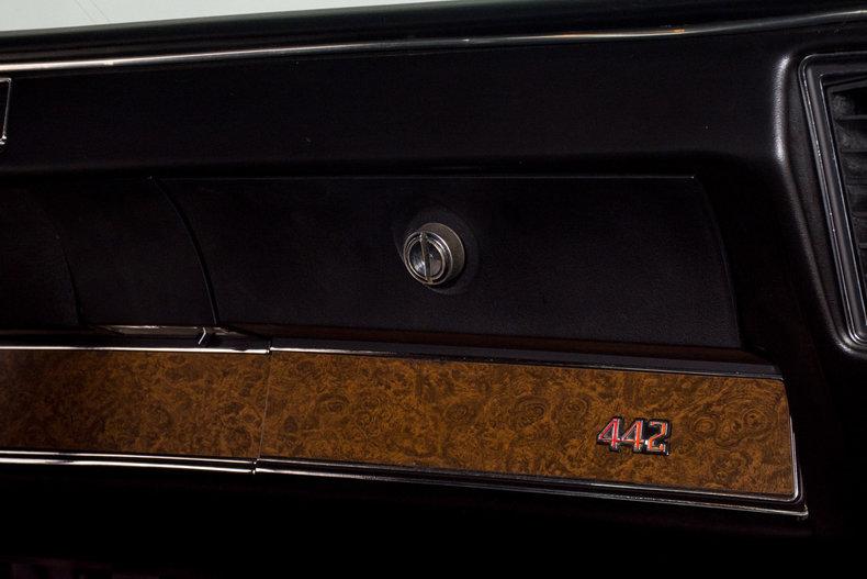 1970 Oldsmobile 442 Image 36