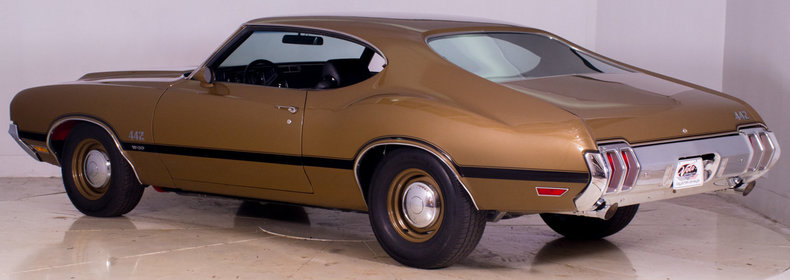 1970 Oldsmobile 442 Image 6