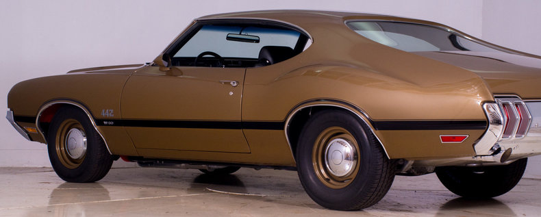 1970 Oldsmobile 442 Image 10
