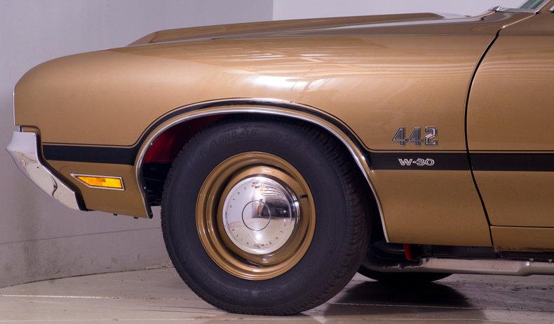 1970 Oldsmobile 442 Image 8