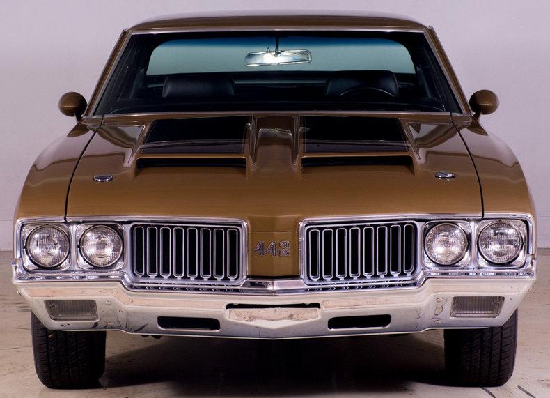 1970 Oldsmobile 442 Image 30