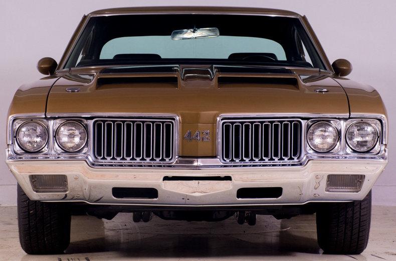 1970 Oldsmobile 442 Image 45