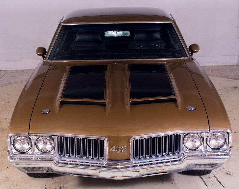 1970 Oldsmobile 442 Image 18