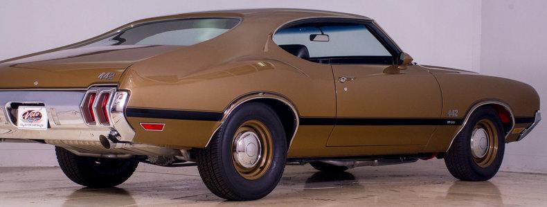 1970 Oldsmobile 442 Image 61