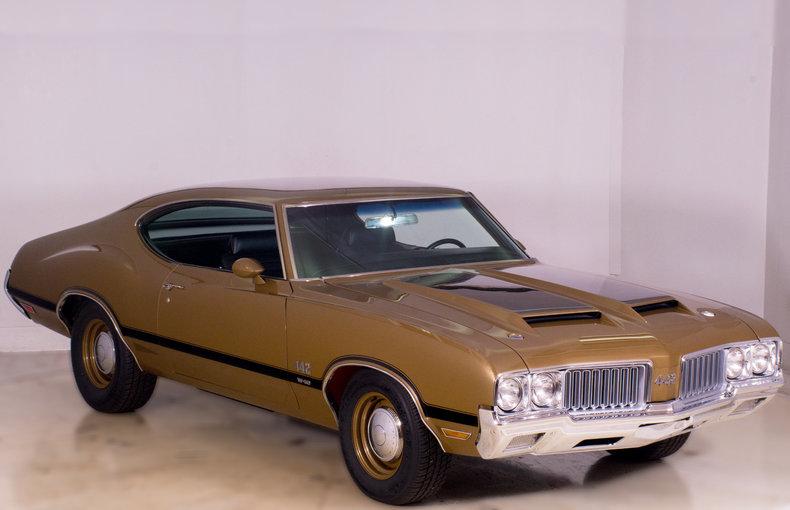 1970 Oldsmobile 442 Image 78