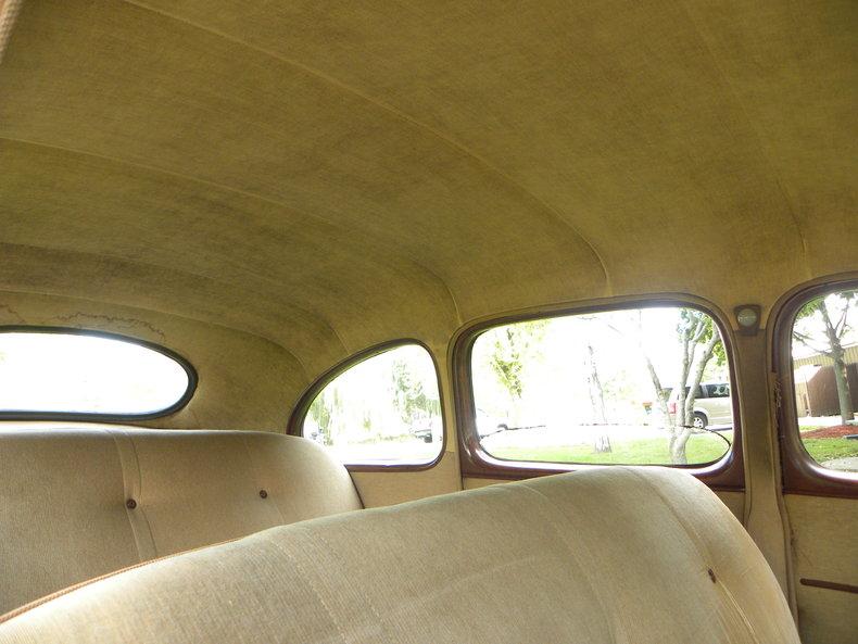 1942 Ford 4 Door