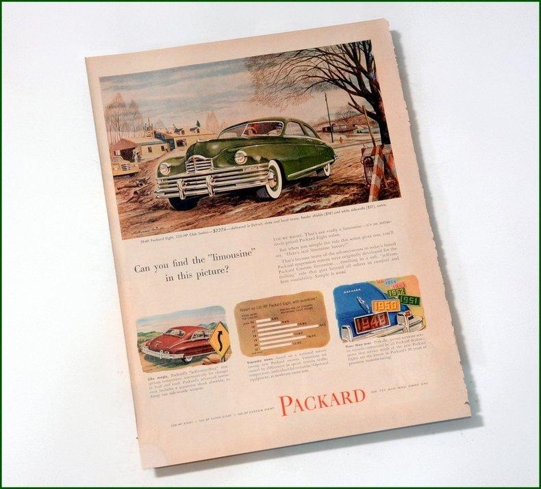 1950 Packard Deluxe Image 7