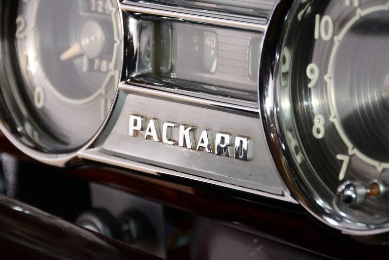 1950 Packard Deluxe Image 11