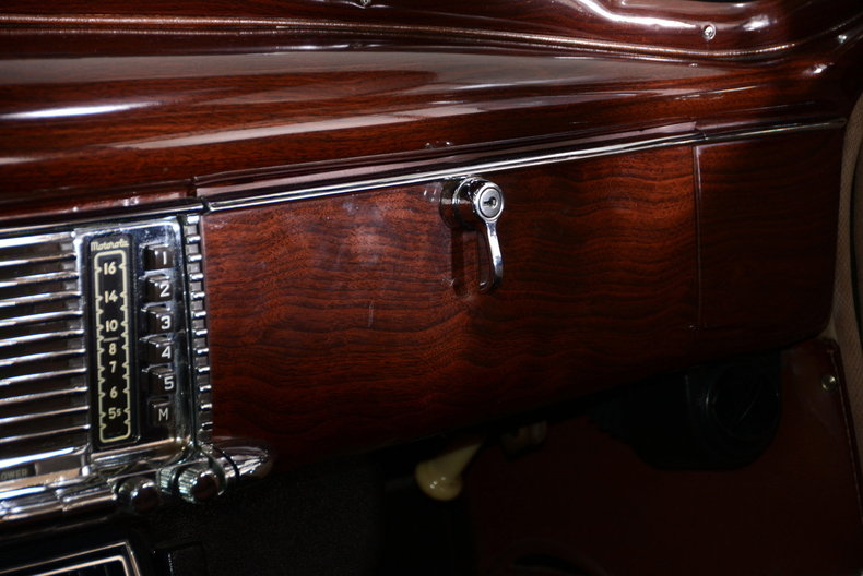 1950 Packard Deluxe Image 16