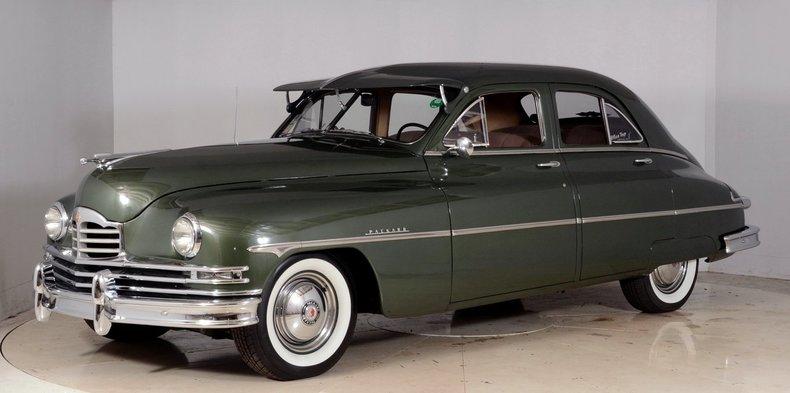 1950 Packard Deluxe Image 49