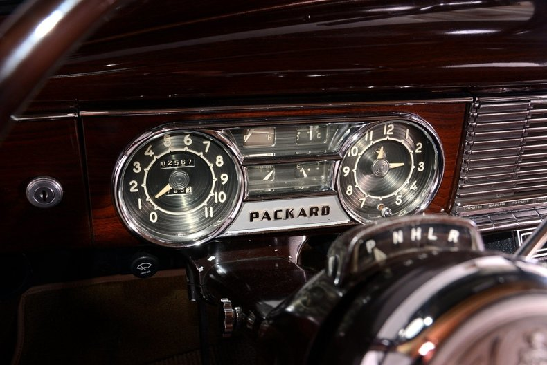 1950 Packard Deluxe Image 64