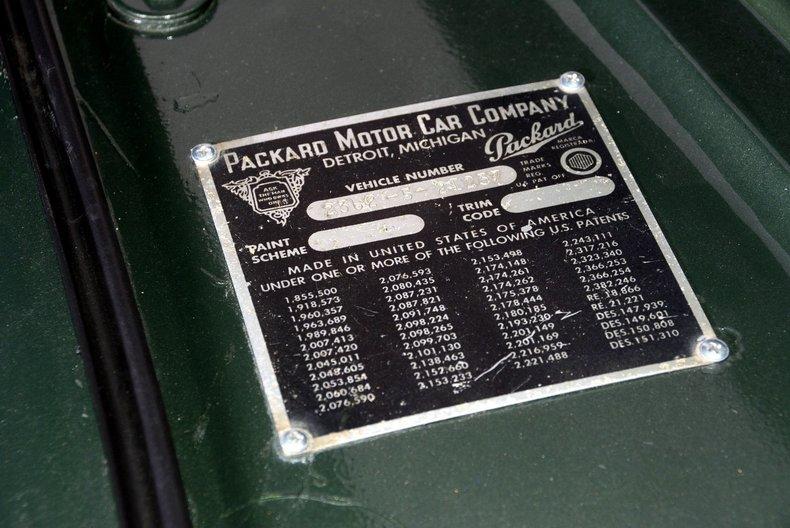 1950 Packard Deluxe Image 91