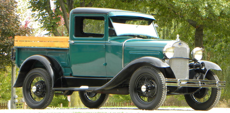 1930 Ford Model A Image 6