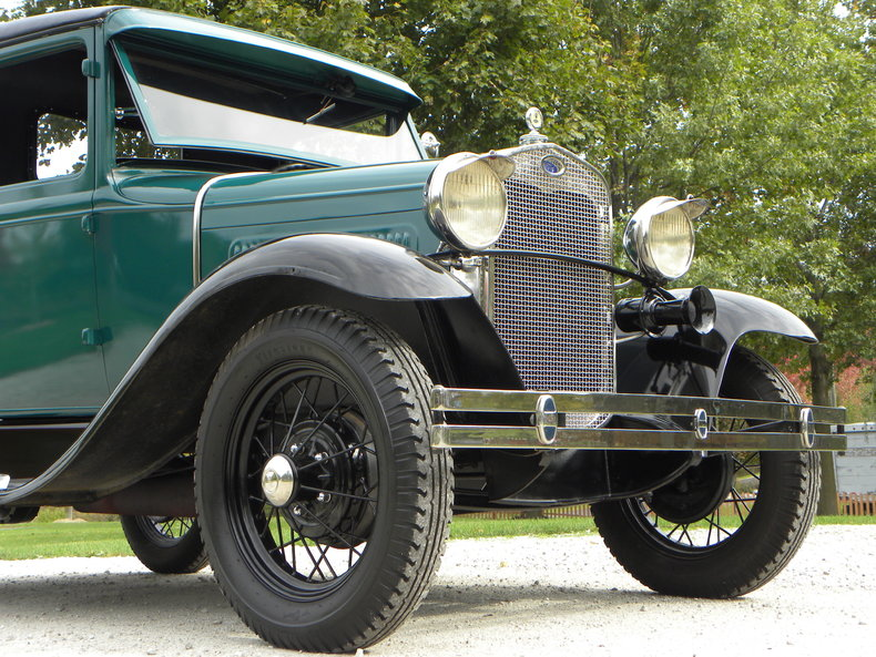 1930 Ford Model A Image 12