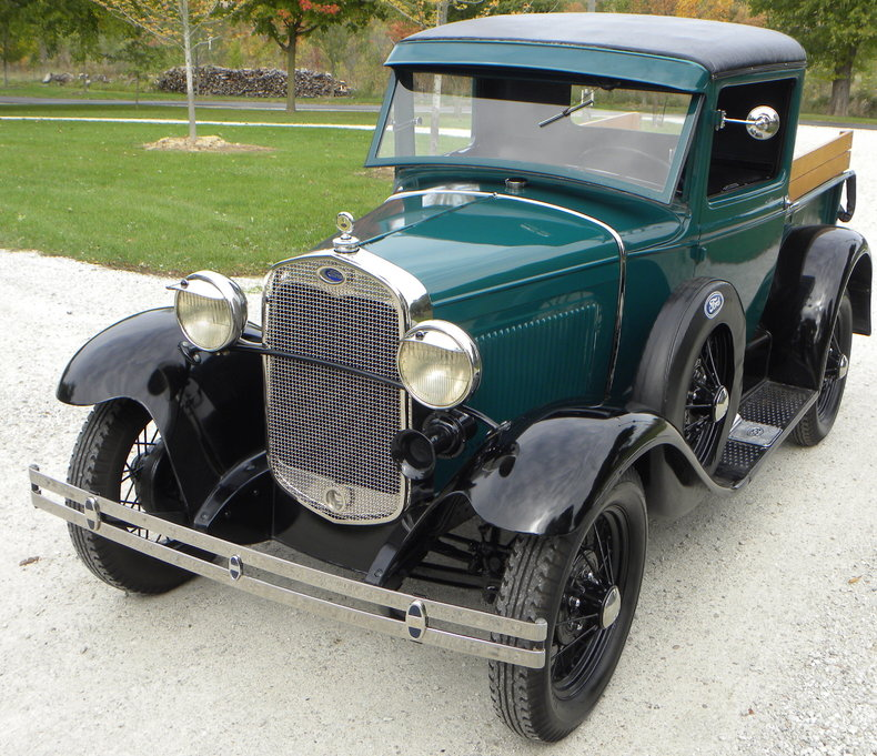 1930 Ford Model A Image 22