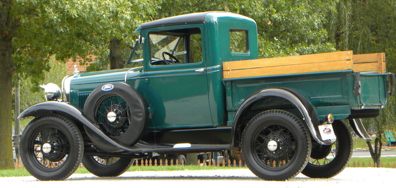 1930 Ford Model A Image 39