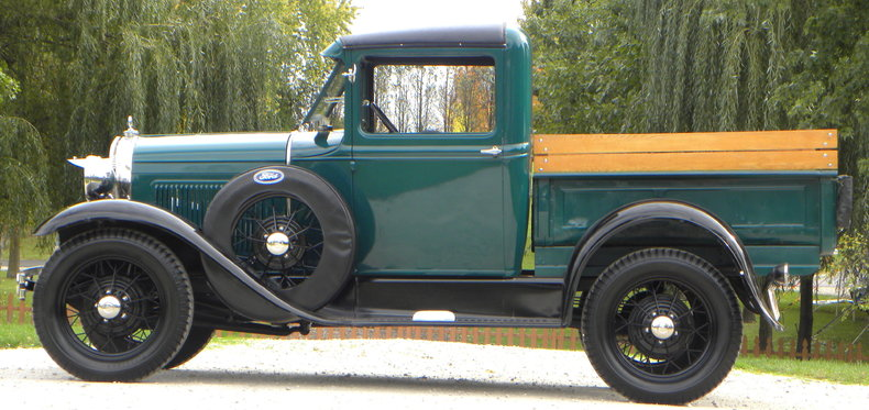 1930 Ford Model A Image 40