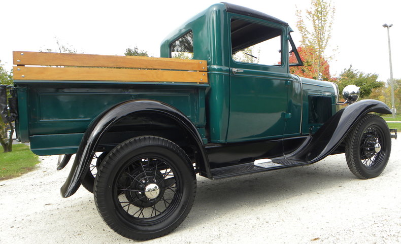 1930 Ford Model A Image 57