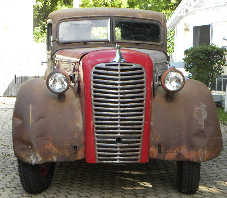 1938 Diamond T Model 80-S Image 4