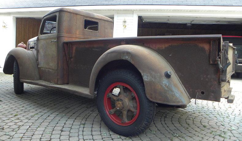 1938 Diamond T Model 80-S