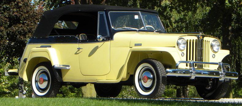 1949 Willys VJ2 Image 7