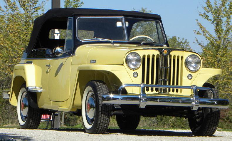 1949 Willys VJ2 Image 6