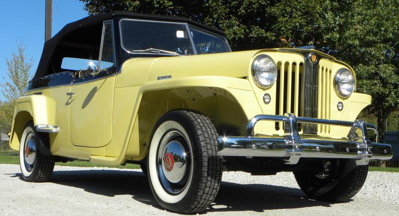 1949 Willys VJ2 Image 10