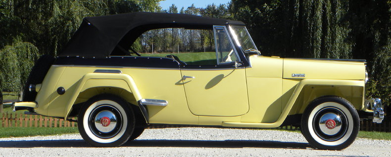 1949 Willys VJ2 Image 8