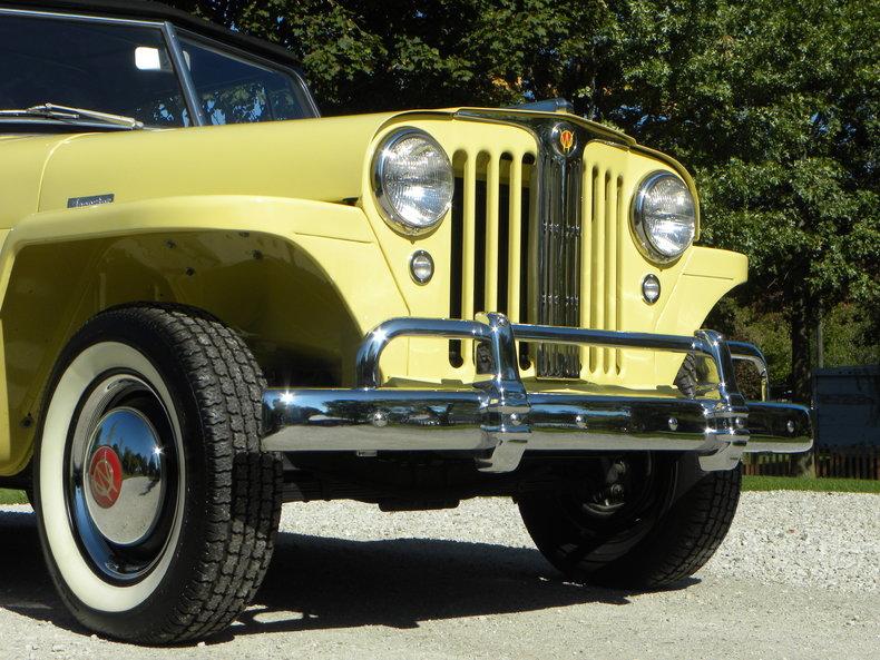 1949 Willys VJ2 Image 11