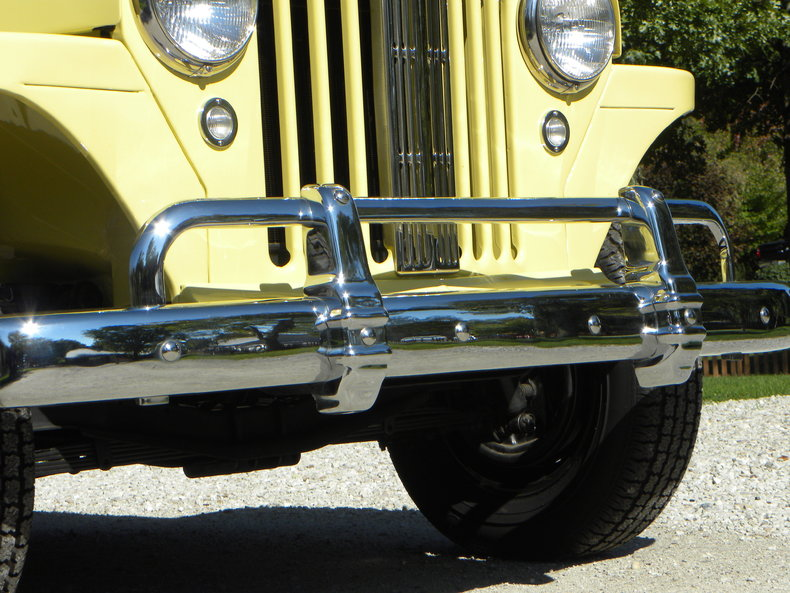 1949 Willys VJ2 Image 15
