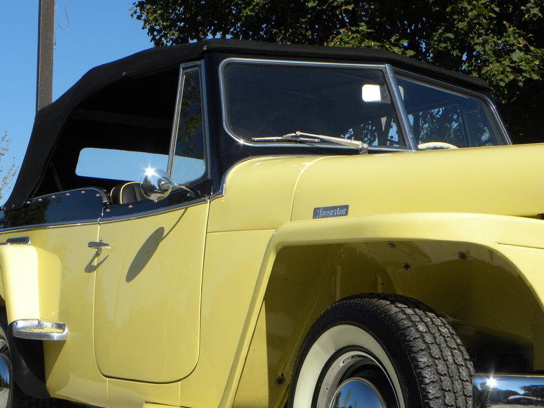 1949 Willys VJ2 Image 18